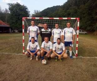 Фудбалски тим  ЈКП ''Горњи Милановац''