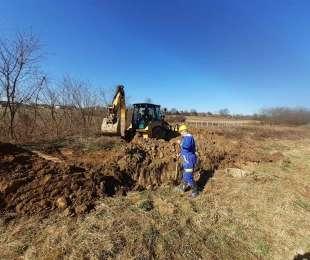 Наставак радова на изградњи, реконструкцији и проширењу водоводних и канализационих линија