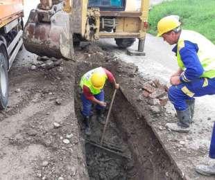 Реконструкција канализационе мреже у улици Бранка Радичевића