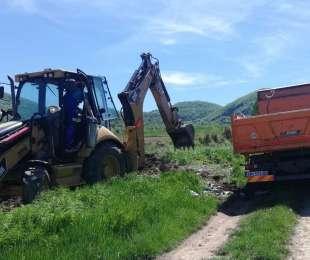 Чишћење дивљих депонија
