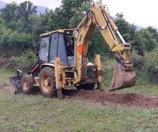 Изградња нове водоводне линије у МЗ Луњевица
