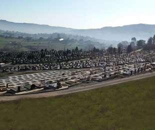 Радови на проширењу градског гробља